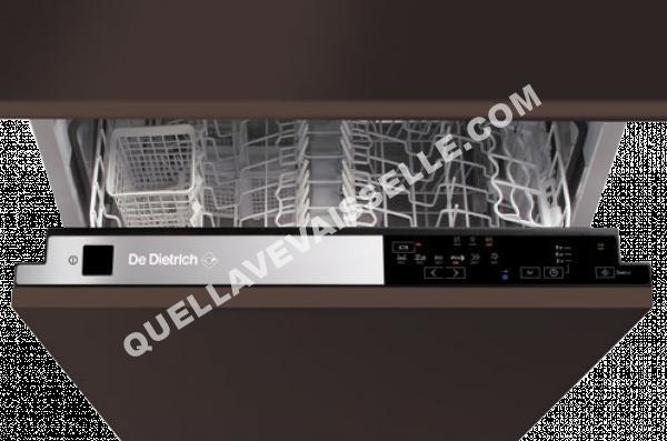 lave vaisselle de dietrich dvh910je1 au meilleur prix. Black Bedroom Furniture Sets. Home Design Ideas