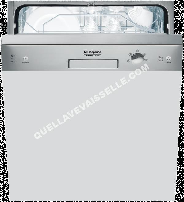lave vaisselle hotpoint ariston lfs 216 ix fr au meilleur. Black Bedroom Furniture Sets. Home Design Ideas