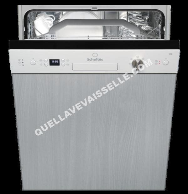 Lave vaisselle scholtes lpe 14 207 wh au meilleur prix - Lave vaisselle encastrable scholtes ...