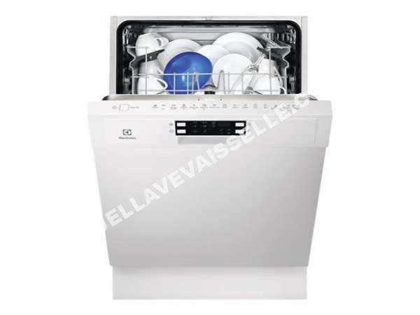 lave vaisselle aeg lave vaisselle avec bandeau esi5515low au meilleur prix. Black Bedroom Furniture Sets. Home Design Ideas