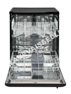lave vaisselle aya lave vaisselle lv1249db noir au meilleur prix. Black Bedroom Furniture Sets. Home Design Ideas