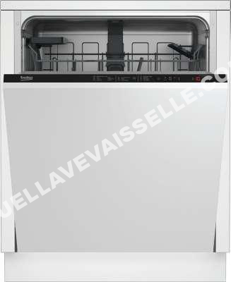lave vaisselle beko lave vaisselle int grable bdi16b30 au meilleur prix. Black Bedroom Furniture Sets. Home Design Ideas