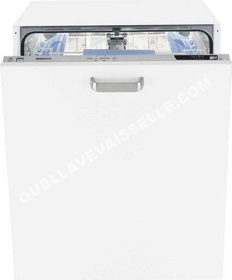 Lave vaisselle beko din4530 au meilleur prix for Lave vaisselle le plus economique