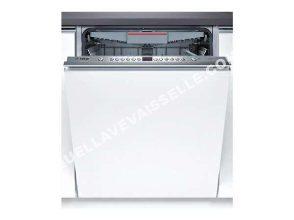 lave vaisselle bosch lave vaisselle tout int grable smv46mx03e au meilleur pr. Black Bedroom Furniture Sets. Home Design Ideas