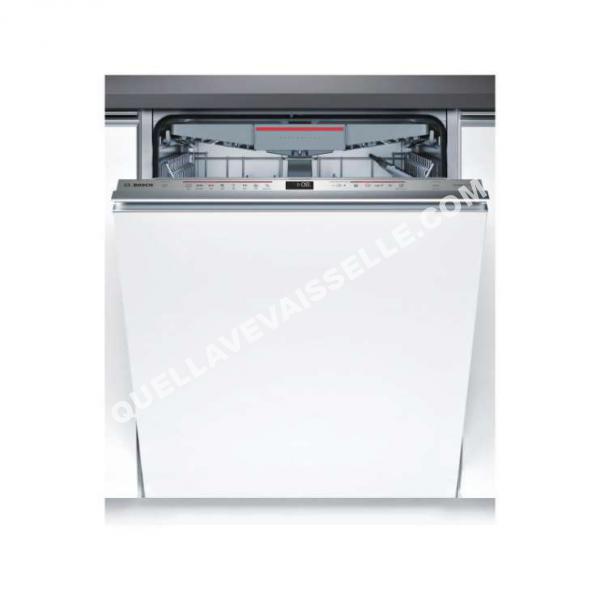 lave vaisselle bosch lave vaisselle tout integrable 60 cm smv68mx07e au meille. Black Bedroom Furniture Sets. Home Design Ideas