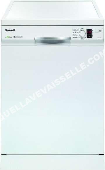 lave vaisselle brandt dfh1332 au meilleur prix !