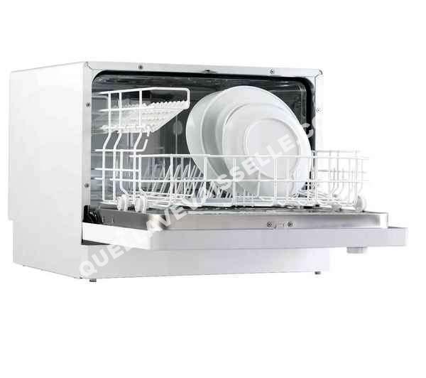 lave vaisselle carrefour home clv526w 11 au meilleur prix. Black Bedroom Furniture Sets. Home Design Ideas