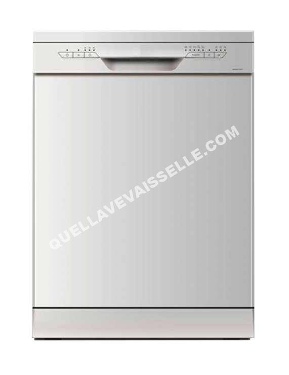 lave vaisselle high one lave vaisselle 60cm 12c49 a w sic au meilleur prix. Black Bedroom Furniture Sets. Home Design Ideas