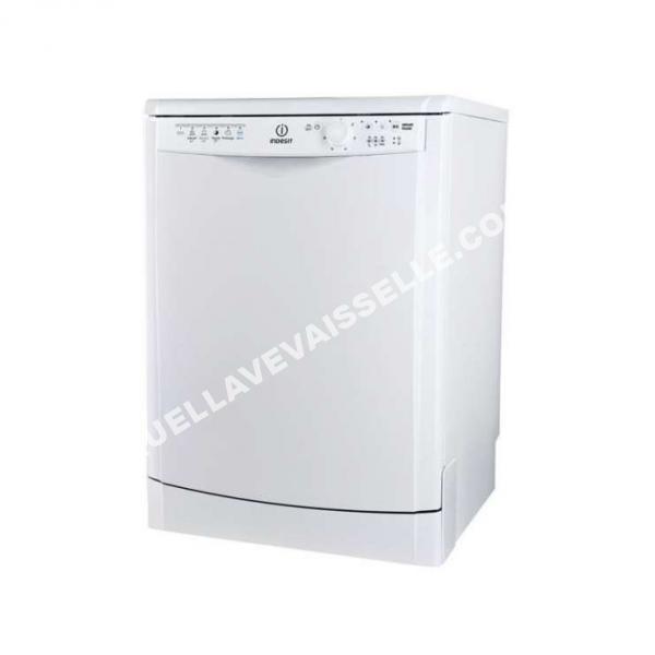Lave vaisselle indesit lave vaisselle 60 cm dfg26b16fr - Lave vaisselle 60 cm ...