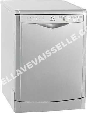 Lave vaisselle indesit dfg26b16nx fr au meilleur prix for Lave vaisselle le plus economique
