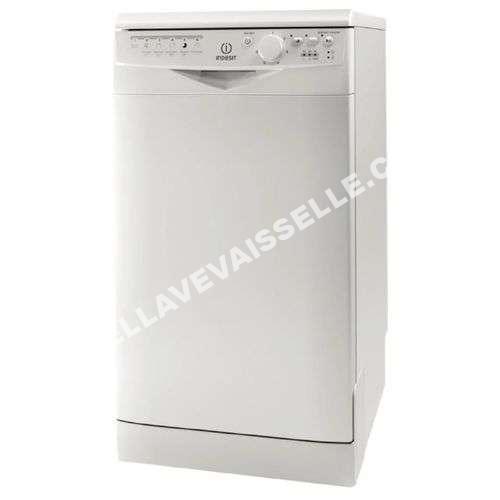 lave vaisselle indesit lave vaisselle dsr26m19fr au meilleur prix. Black Bedroom Furniture Sets. Home Design Ideas
