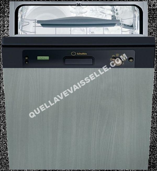 Lave vaisselle scholtes lva 1256an au meilleur prix - Lave vaisselle encastrable scholtes ...