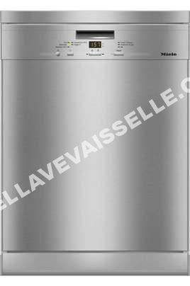 lave vaisselle miele lv 60cm g 4922 sc front inox au meilleur prix. Black Bedroom Furniture Sets. Home Design Ideas