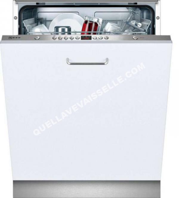 lave vaisselle neff lave vaisselle 60cm 12c 44db a tout int grable s51l50x2eu. Black Bedroom Furniture Sets. Home Design Ideas