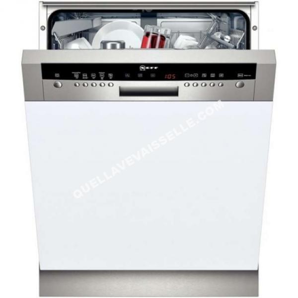 lave vaisselle neff s41m53n9eu au meilleur prix. Black Bedroom Furniture Sets. Home Design Ideas