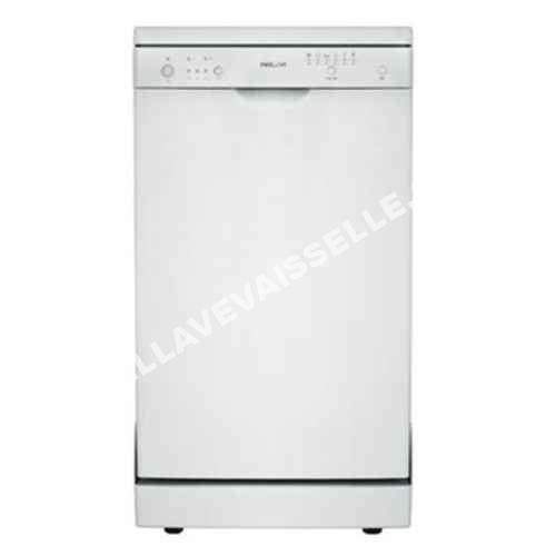 Lave vaisselle proline sdw 49 1 wh au meilleur prix for Proline lave vaisselle
