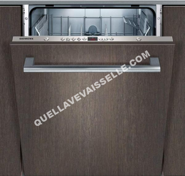 Simple Lave Encastrable Snleu Siemens Snleu With Lave Vaisselle Integrable  Ou Encastrable