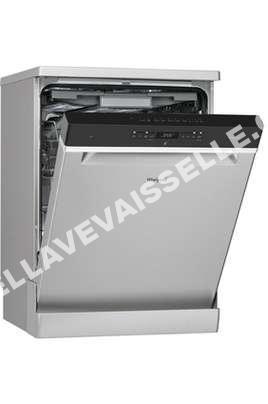 lave vaisselle whirlpool lave vaisselle wfo3t123pfx au meilleur prix. Black Bedroom Furniture Sets. Home Design Ideas