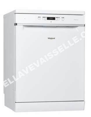 Lave vaisselle whirlpool lave vaisselle wfc3c24p bla au for Meilleur choix lave vaisselle