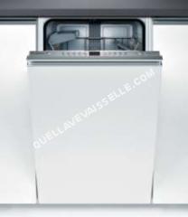 Lave vaisselle<br/> encastrable Lave vaisselle SPV53N00EU Tout intégrable 45 cm
