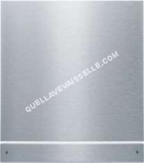 Lave vaisselle  Porte Habillage 60cm + Plinthe SZ73125 Inox Porte Habillage 60cm + Plinthe SZ73125 Inox
