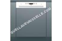 Lave vaisselle<br/> encastrable Lave vaisselle eastrable HBO3T21W